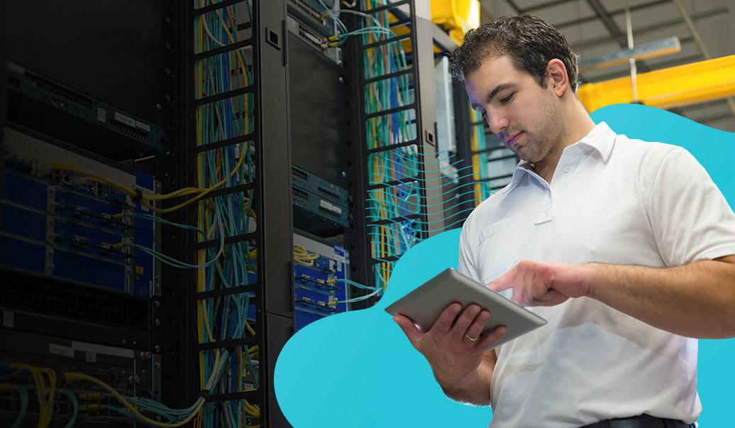 Soluções tecnológicas a serviço da sua empresa